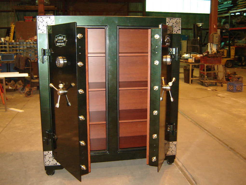 1000 images about safes on pinterest for Custom home safes